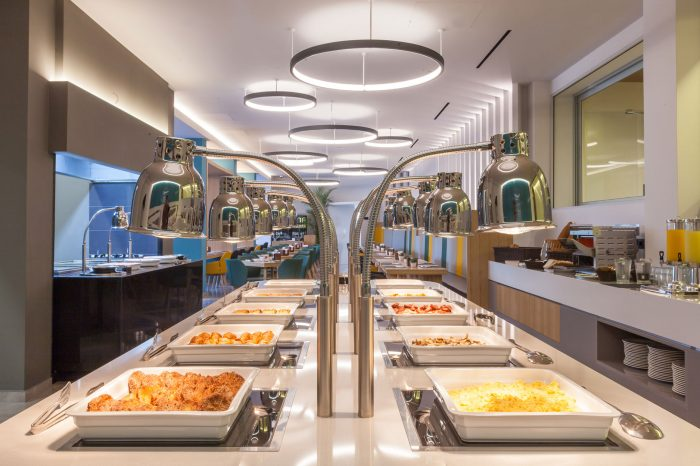 Main Restaurant Buffet